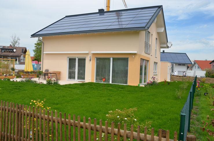 BV: Durach Haus 6 Schlüsselfertiges EFH mit Doppelgarage