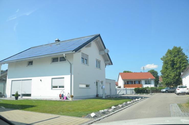 BV: Durach Haus 9 Schlüsselfertiges EFH mit Doppelgarage