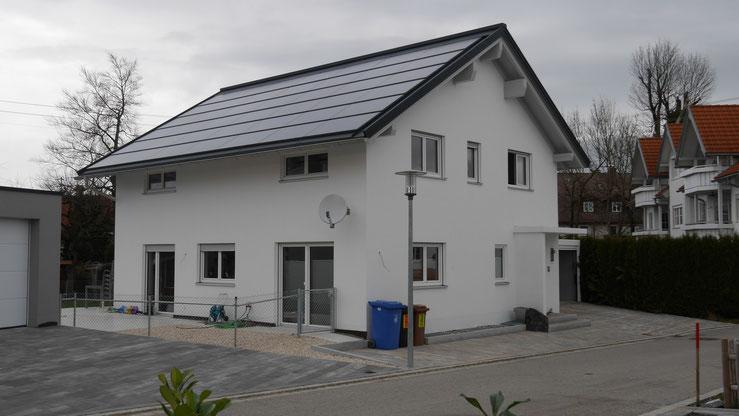 BV: Durach Haus 1 Schlüsselfertiges EFH mit Doppelgarage