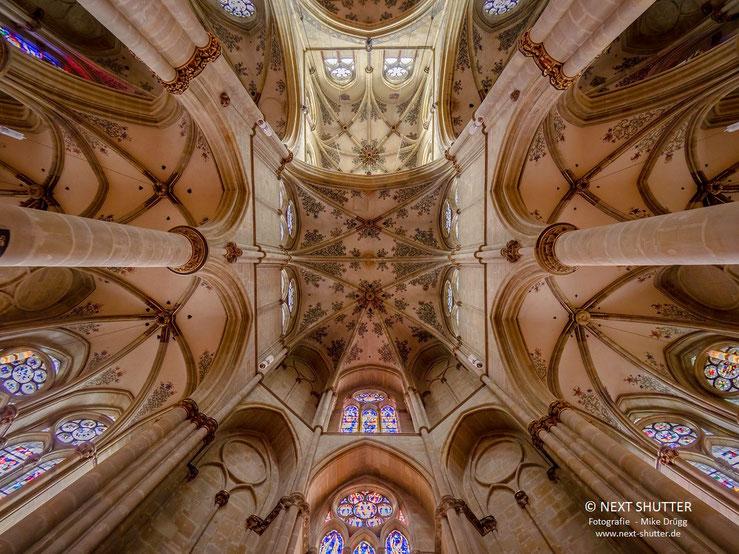 Deckengewölbe der Liebfrauenkirche