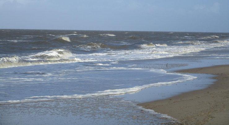 gesunder, erholsamer Urlaub an der Nordseeküste, Cuxhaven