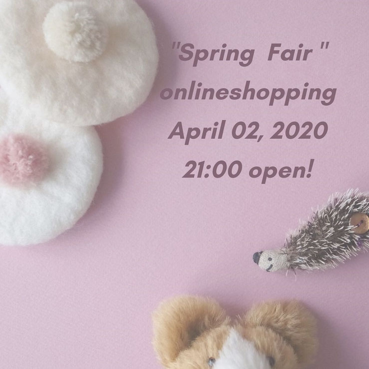 fairysaddle teddybear springfair2020