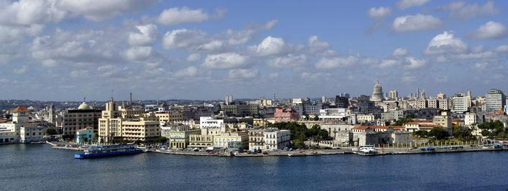 Une petite vue de l'île de Cuba !!