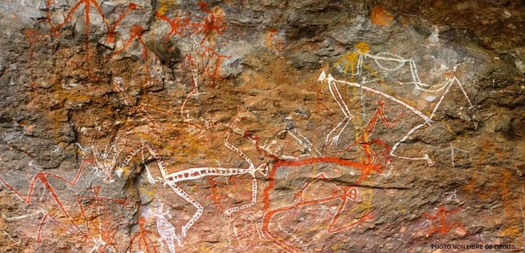 Le Temps du Rêve, Nourlangie, Kakadu National Park