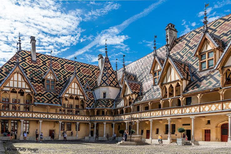 Musée de Hôtel-Dieu-Hospices civils de Beaune
