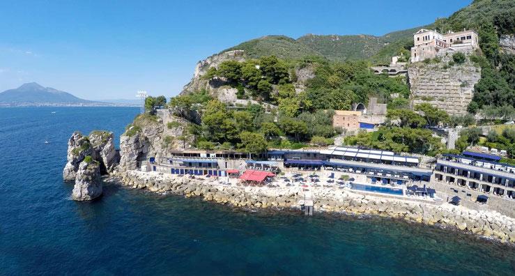 Aussenaufnahme Hotel Capo La Gala