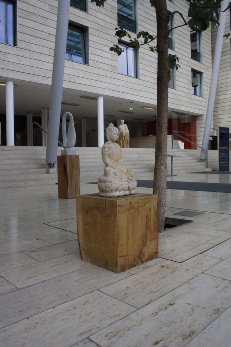 Budda   Ausstellung Bezirksregierung Münster