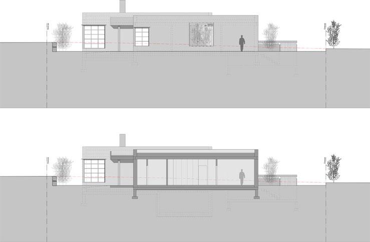Neubau einfamilienhaus menziken ag loftworks for Innenarchitektur cham