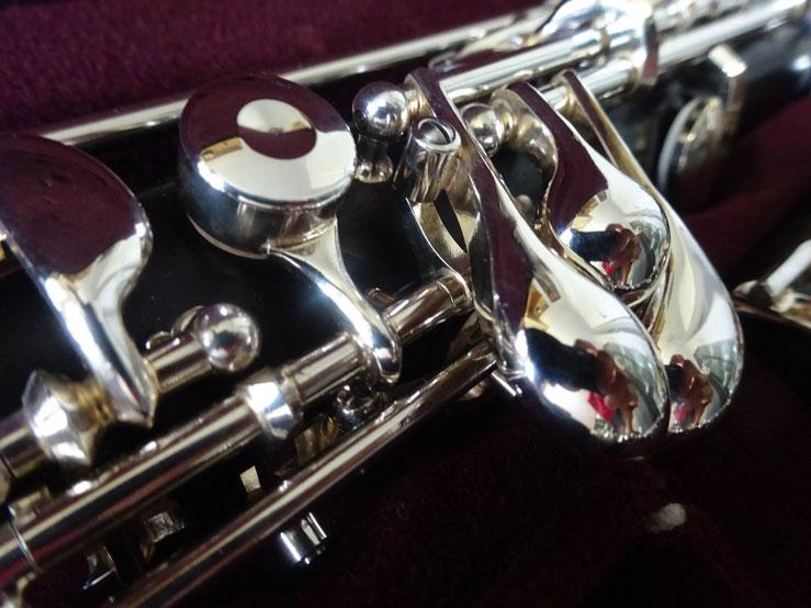 Oboe Yamaha YOB 431 gebraucht neu Generalüberholt