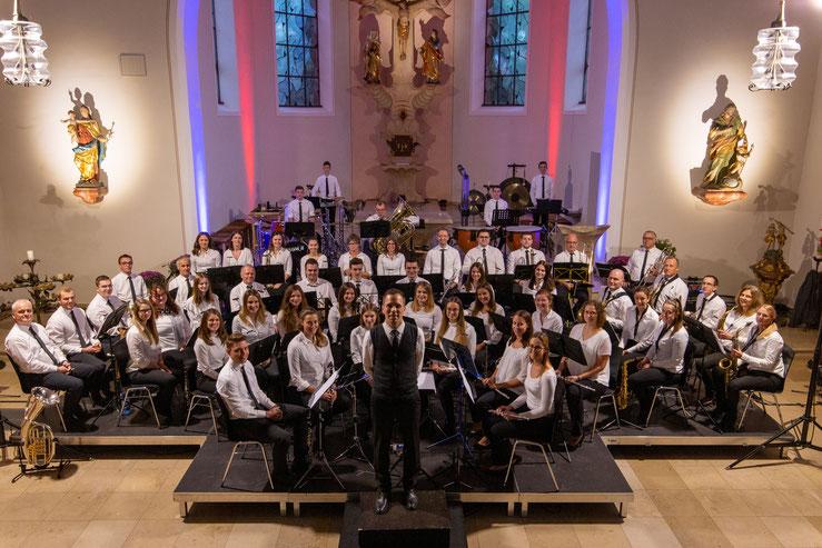 Gruppenfoto vom 27. Oktober 2019 (Foto: Johannes Hirsch)