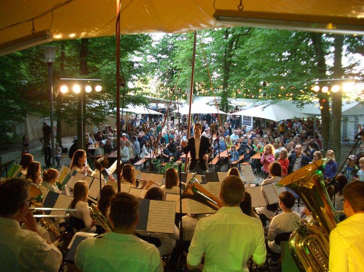 Wald- und Musikfest 2013