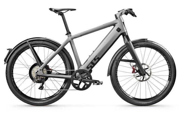 Das STROMER ST5 Lifestyle e-Bike 2018