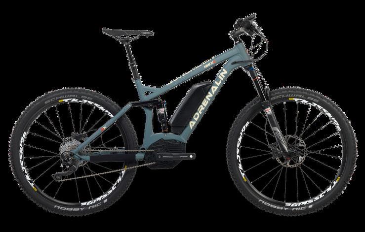 IBEX IBEX eAdrenalin 25 km/h e-Mountainbike 2018