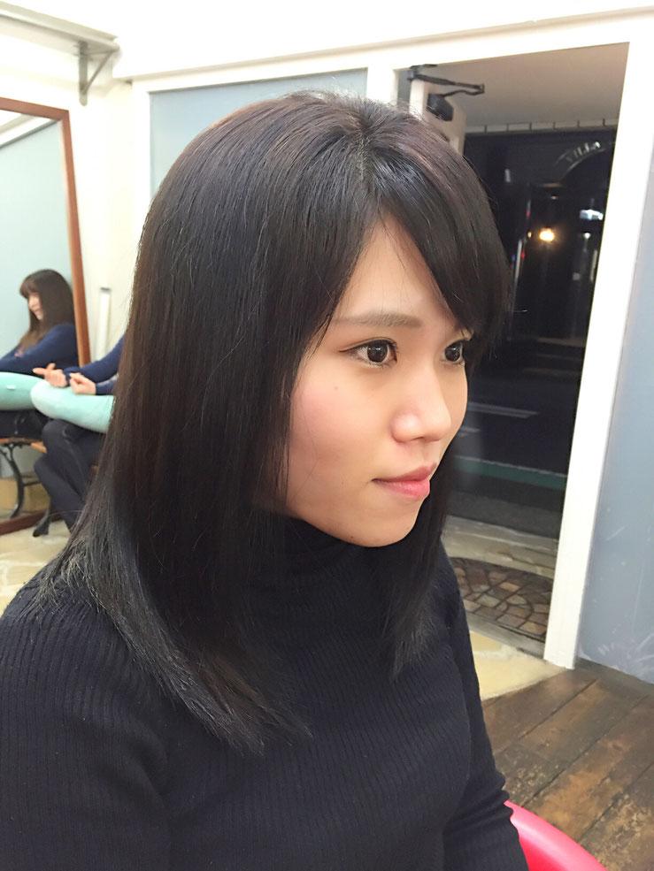 髪を暗くするだけなのに、その選択肢によって今後が変わってくるんだよ