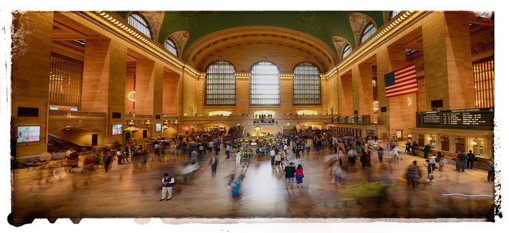 New York, Grand Central Station, Manhattan, Juni 2014