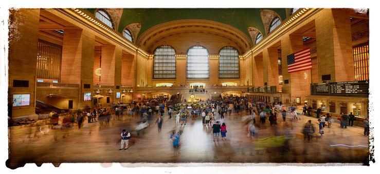 New York, Grand Central Station, Manhattan, Juni 2014