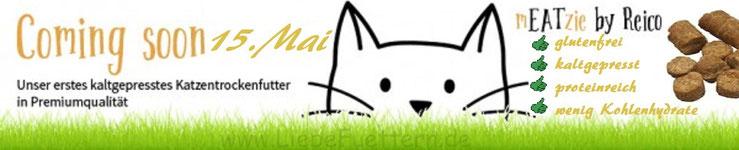Kaltgepresstes Katzenfutter in Prermiumqualtität von Reico Vital