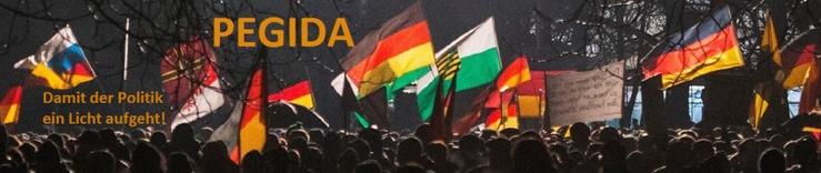 PEGIDA Offiziell Logo