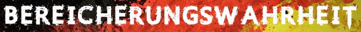 Bereicherungswahrheit Logo
