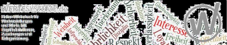 Wertesysteme Logo