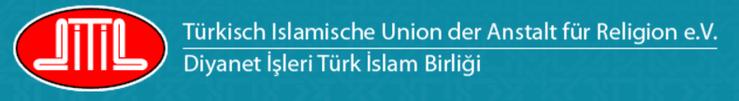 Türkisch Islamische Union der Anstalt für Religion e.V. DITIB Logo