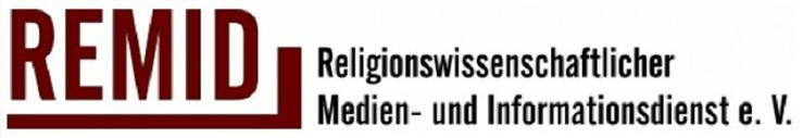 REMID Religionswissenschaftlicher Medien- und Informationsdienst Logo