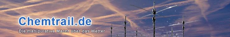 Chemtrials Wettermanipulation Logo