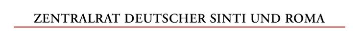 Zentralrat deutscher Sinti und Roma Logo