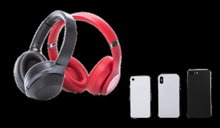 頭にぴったりフィットする形状、耳を覆うような形状など、同じヘッドフォンでも意匠で機能に差が出ます。スマートドンの意匠はたびたび話題になりますね。