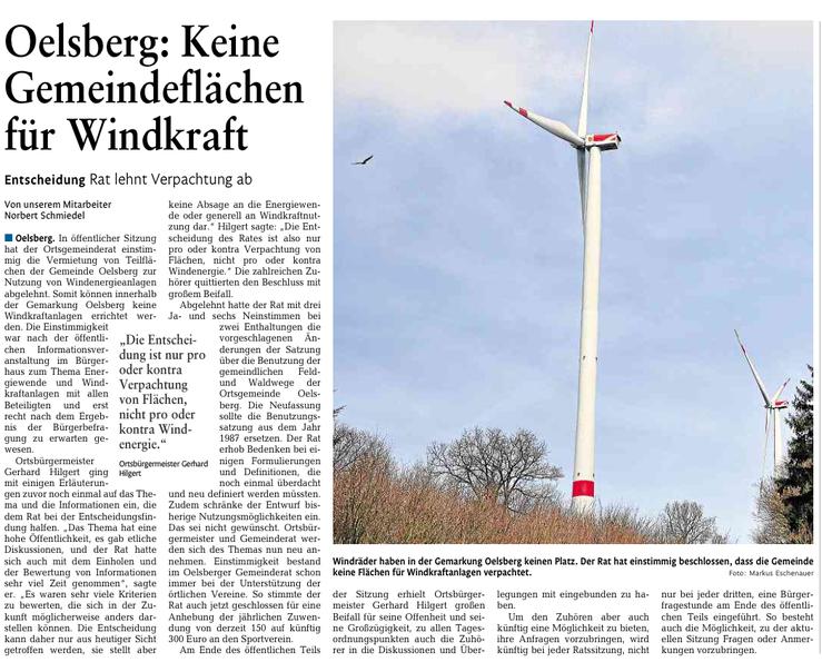 Rhein-Lahn-Zeitung v. 12.06.2015