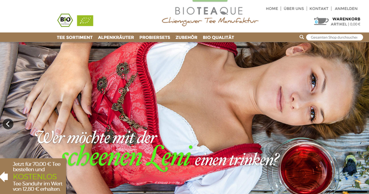 Homepage Biotheaque