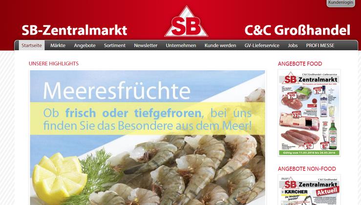 SB Zentralmarkt
