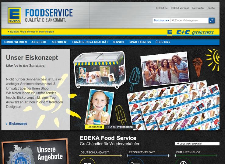 Homepage Metro
