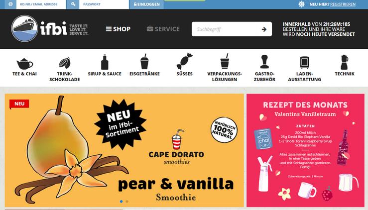 Homepage ifbi