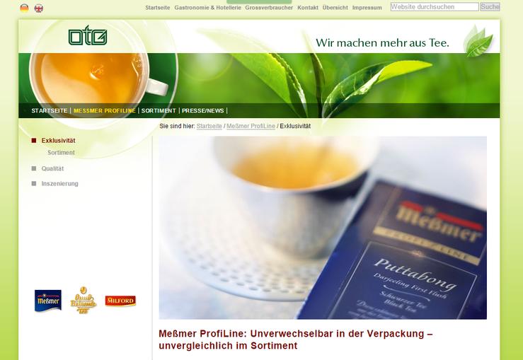 Homepage Meßmer
