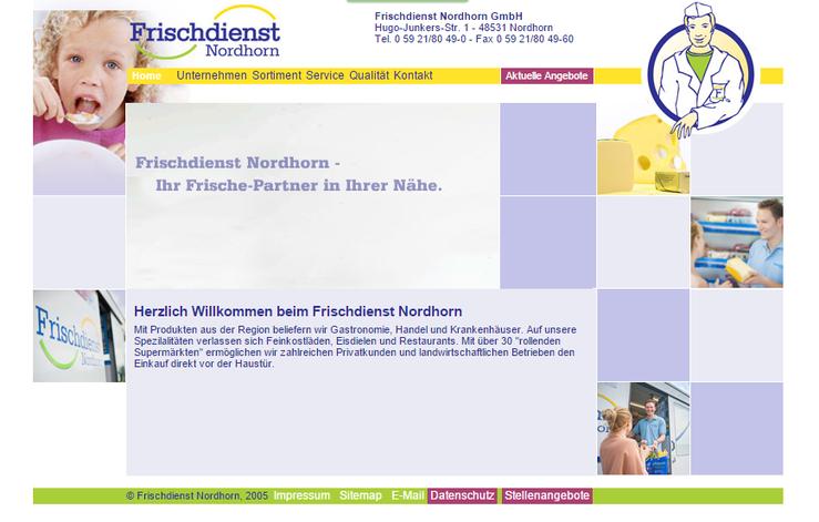 Frischdienst Nordhorn