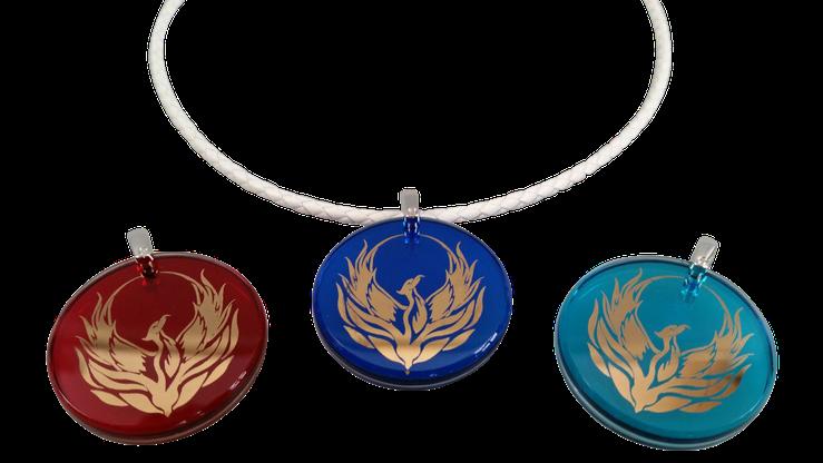 Phönix Amulette 2