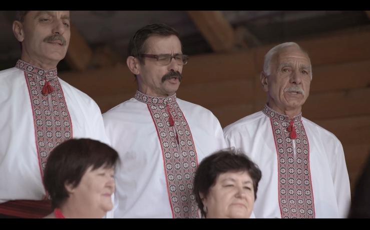 Filmbild aus Heat Singers ©Nadia Parfan
