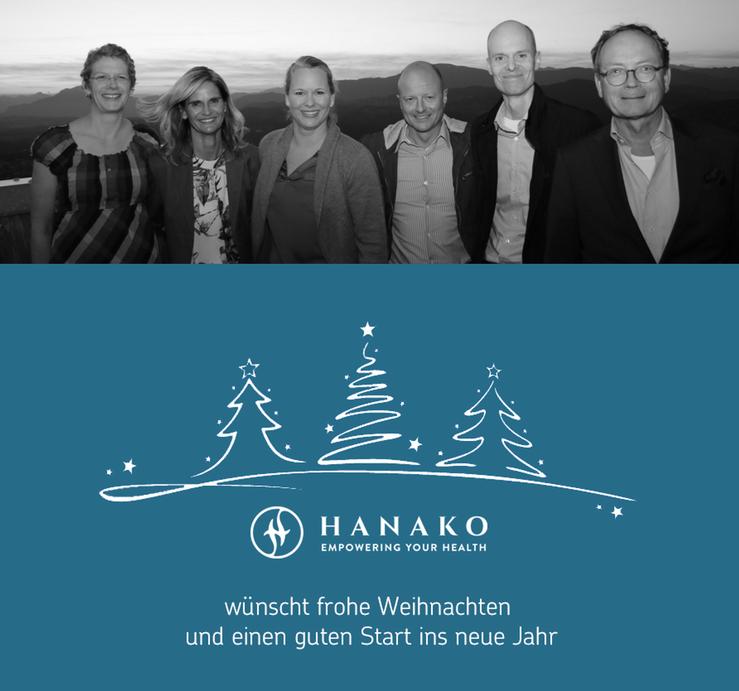 HANAKO Team (von links nach rechts: Martina Mutze, Kathrin Böntgen, Tanja Treiner, Michael Mayr, Mathias Maul, Prof. Uwe Nixdorff)