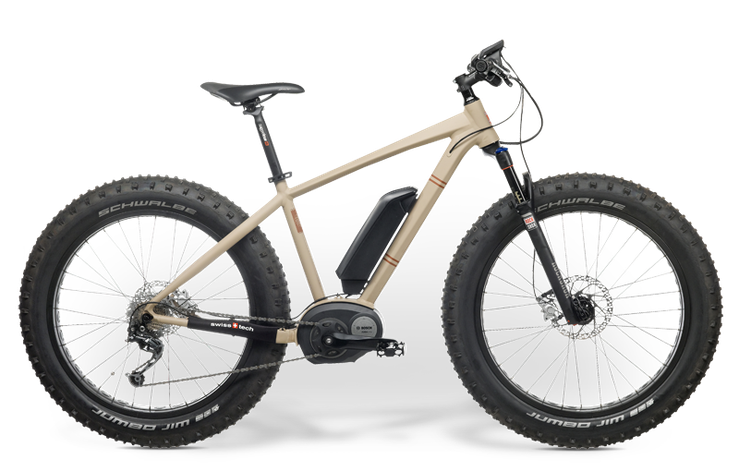 IBEX Big Boy Fatbike 2018