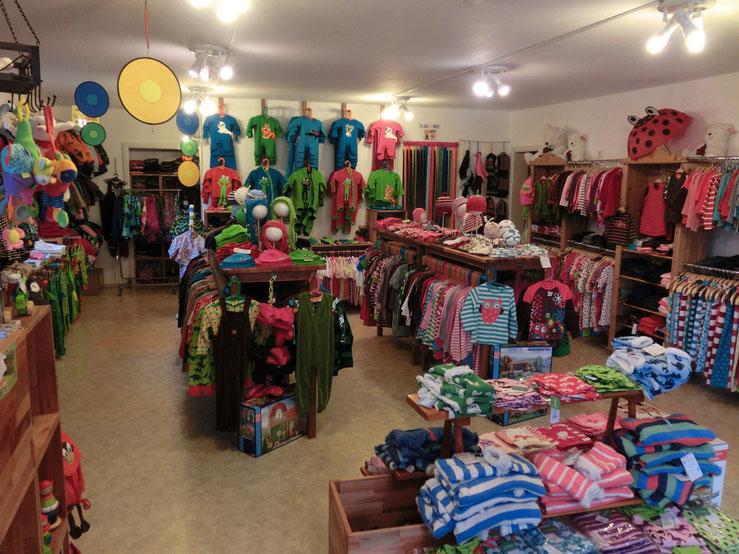 Kiddychic der Kinderladen in Goßfelden von innen