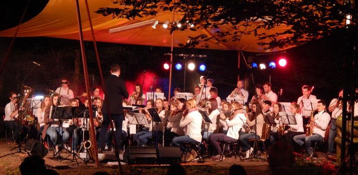 Kultusjugend & Friends am Samstagabend auf der Waldbühne