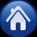 Das Home-Symbol als Zeichen für den Inhalt der Webseite Huntington-Info