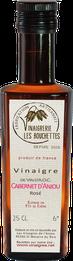 Vinaigre de Cabernet d'Anjou Rosé