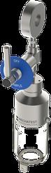 Mechatest Liquid Sampling Solution, bottle sampler, flanged wafer type liquid sampler