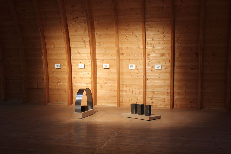 Photo: Arch, Triolett / Exhibition view INTERPLAY