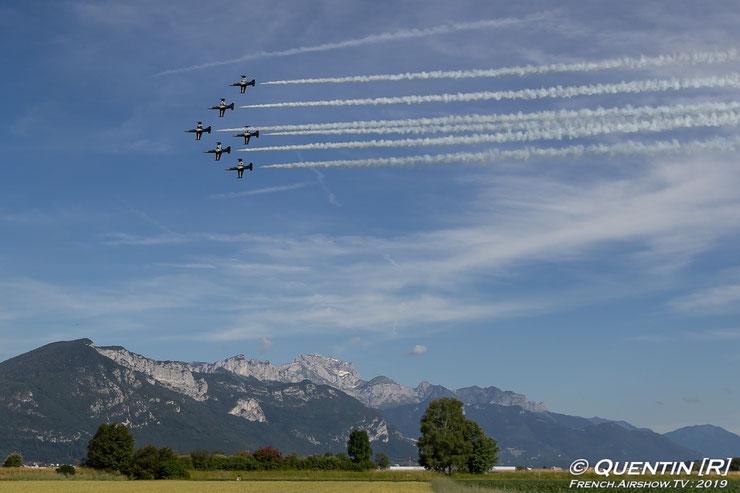 news paint skin breitling Patrouille Breitling Jet Team photos patrouille aerienne civile L-39 Albatros