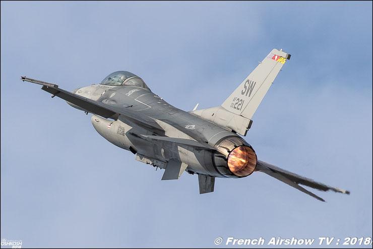 F-16 Viper Demo Team USAF