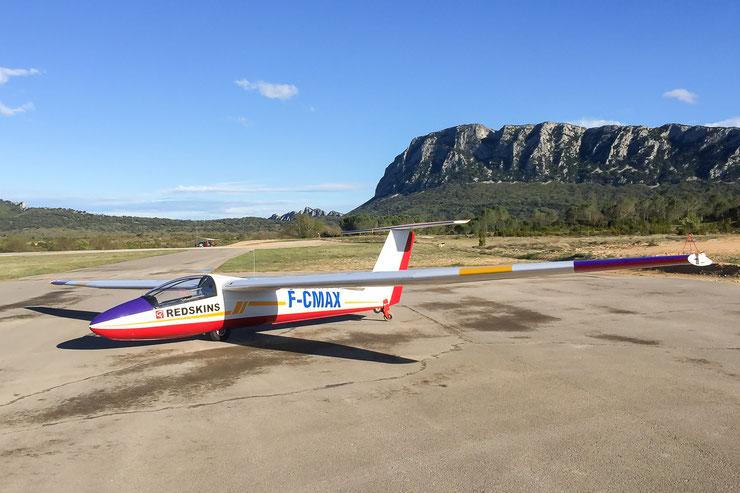 Pilatus B4 demonstration IAI  Denis HARTMANN Service Industriel de l'Aéronautique – SIAé