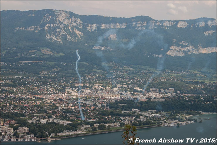 Meeting Aerien Lac du Bourget 2015, Meeting Aerien aix les bains 2015 , Esplanade lac, french airshow  tv 2015